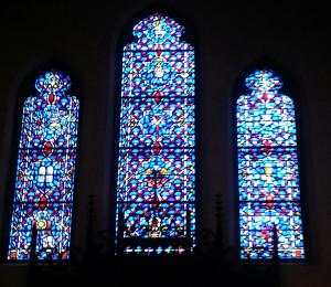 Christ Window at Westminster Presbyterian, edited