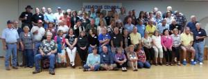 High school reunion, St. Joseph, Mo.