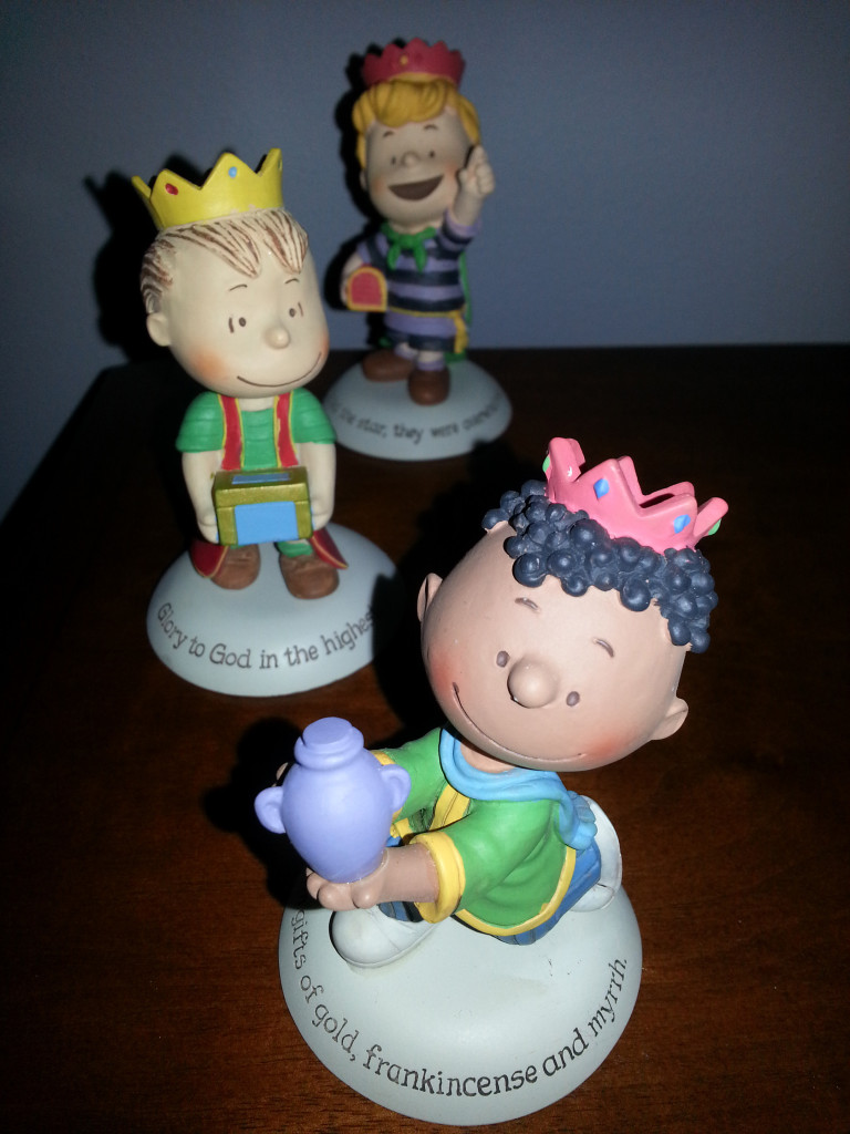 Wise Men Peanuts